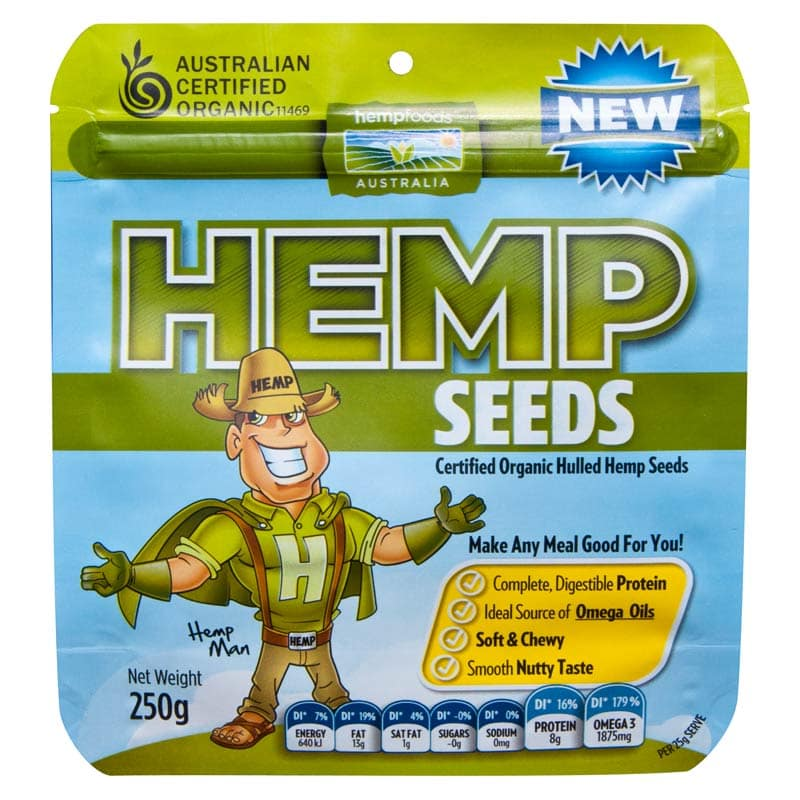 Hempfoods Review and Giveaway!