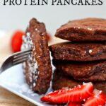 Lamington Pancakes