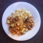 The day I ate a kilo of white potatoes