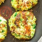 chicken parmesan patties