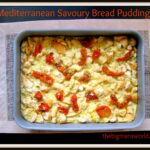 Easy Savoury Bread Pudding