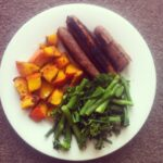 Embracing the leftovers- My day on a plate