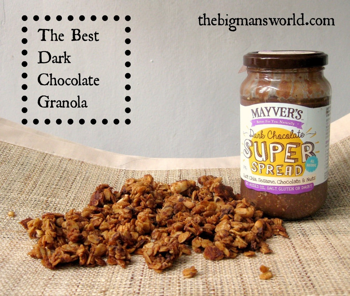 the best dark chocolate granola 2014 08 30 04 55 49 the best tasting ...