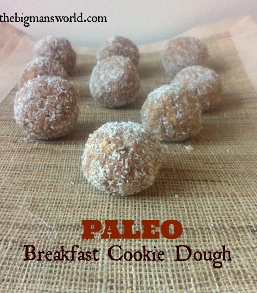 Cookie Dough Nut Butter & Double Cookie Dough Balls Recipe ...