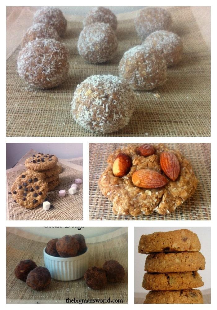 Breakfast recipe roundup- Including Vegan, Gluten Free and Paleo options!