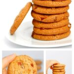 Single Serve Caramel Pecan Breakfast Cookies