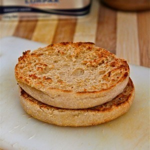 English muffins recipe vegan