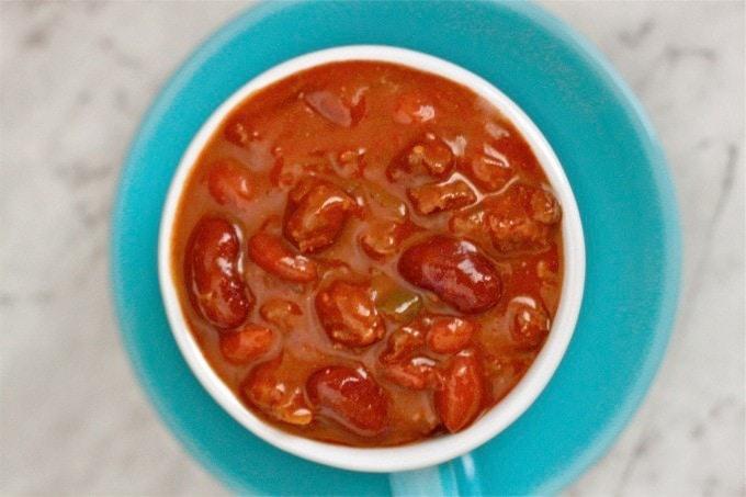 The best Vegan Chili