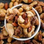 Sugar Free Caramelised Nuts