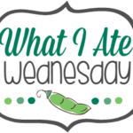 What I Ate Wednesday Link Party  #214