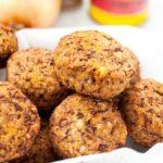 Baked Falafel Muffins (Vegan)