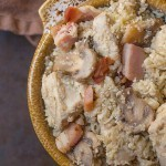 Paleo Chicken and Mushroom Pilaf