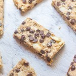 3 Ingredient No Bake Protein Bars