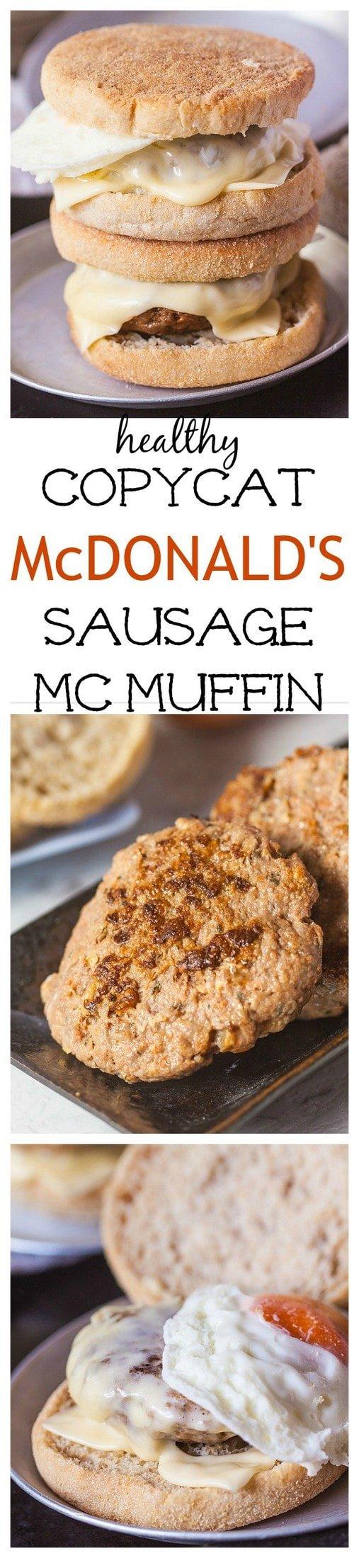 Mcdonalds muffin rezept