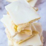 Healthy No Bake Salted Vanilla Slice