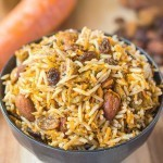 Vegan Persian Rice Salad