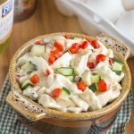 Copycat Trader Joe's Spicy Ranchero Egg White Salad