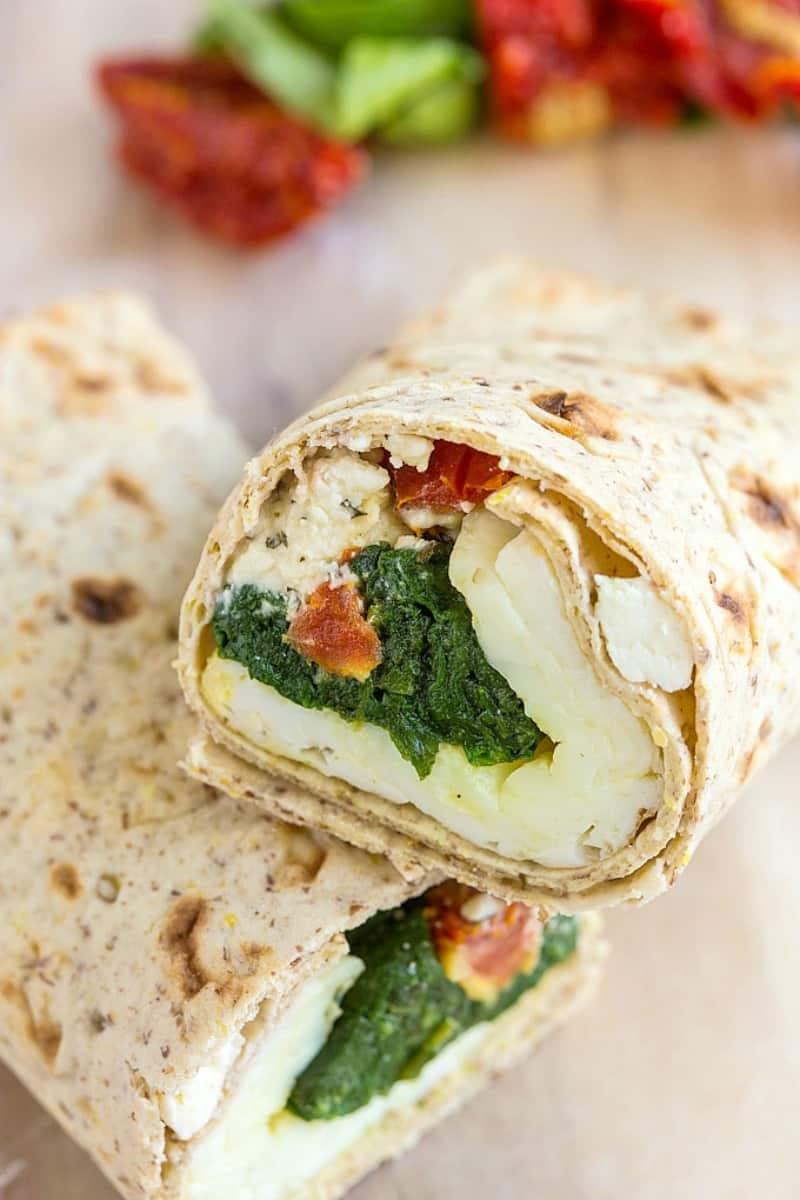 starbucks spinach wrap
