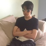 The 'Arman in New York' on a couch Meme is the only Meme you need this Summer