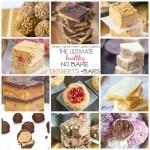 The Ultimate Healthy No Bake Snacks