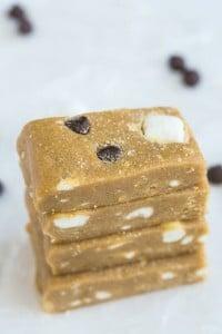 No Bake S'mores Protein Bars (Vegan, Gluten Free)