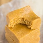 Healthy Three Ingredient Fudge