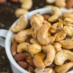 Airplane Warm Nuts Recipe