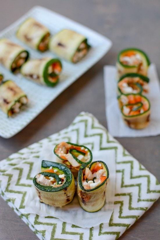 Zucchini Rollups_