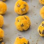 Healthy 3 Ingredient Pumpkin Cake Pops + Food Judgement