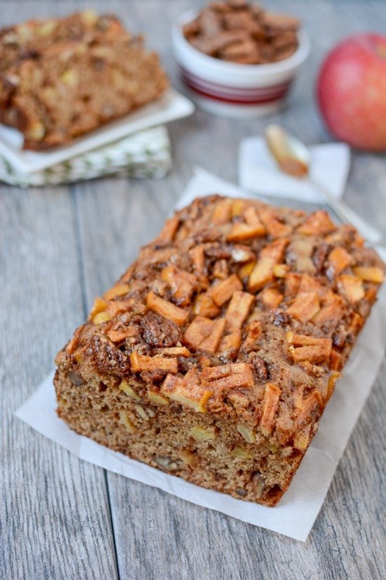 Caramel Apple Bread 1