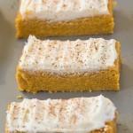 No Bake Carrot Cake Protein Bars (Paleo, Vegan, Gluten Free)