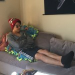 The 'Arman in Columbus' on a couch meme is the only meme you'll need this Fall