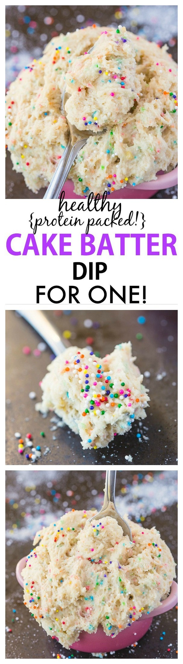Best Cake Batter Dip Recipe
