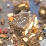 Healthy Sugar Free Rocky Road