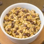 How to turn overnight oats into baked oatmeal in one minute