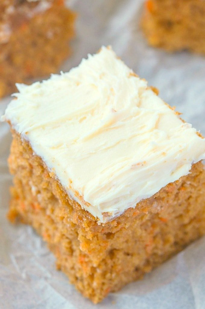 Calories In Large Slice Of Carrot Cake