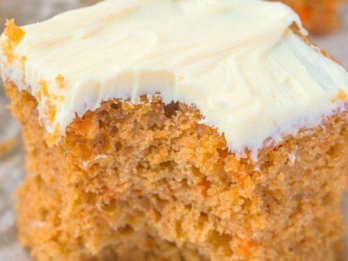 Healthy Keto Low Carb Carrot Cake (Vegan) c3dc26205d638
