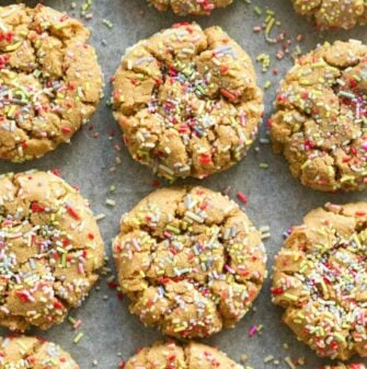 protein powder cookies