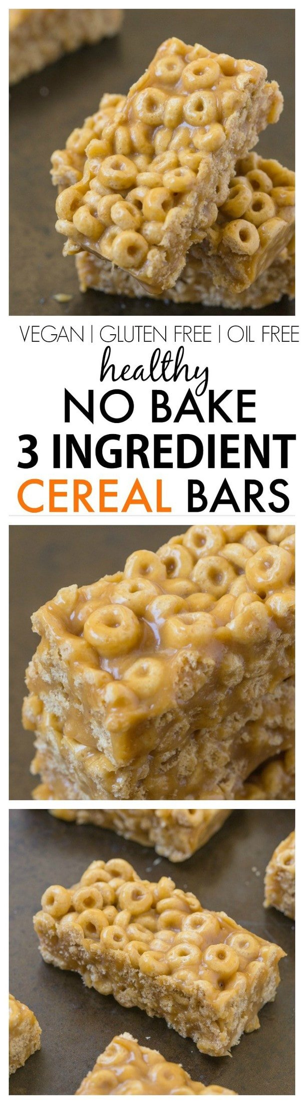 cereal bars with cheerios