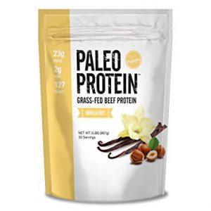 Vanilla Paleo Protein Powder