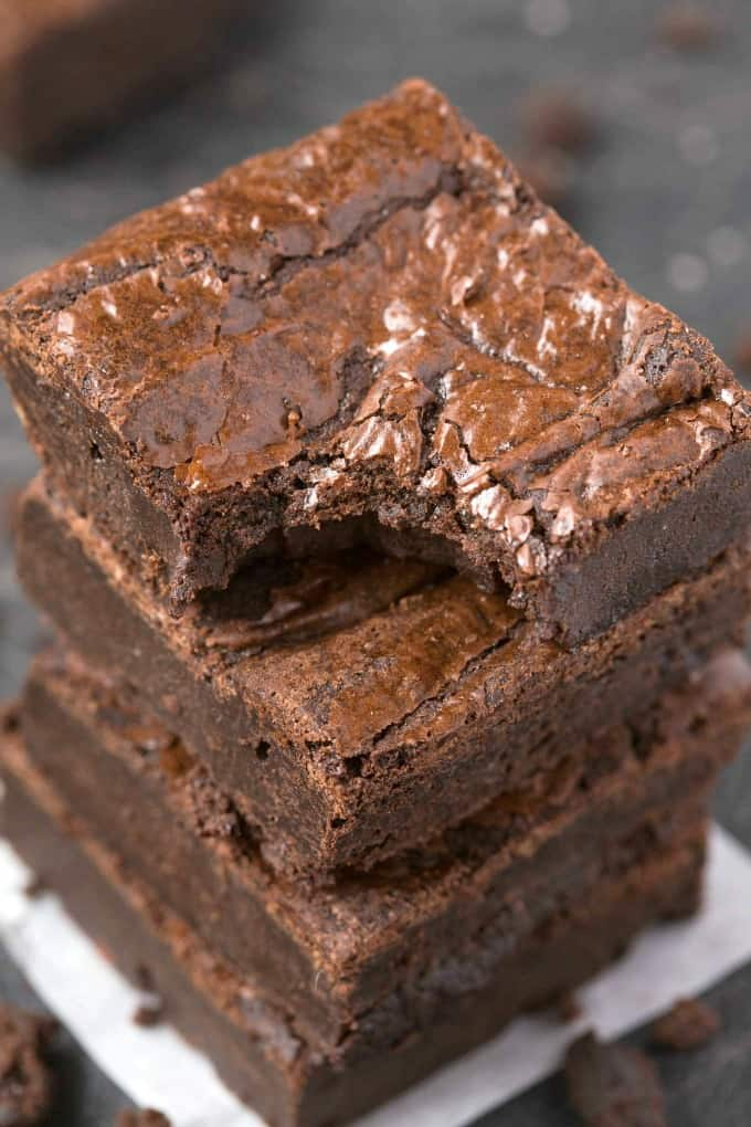 best flourless brownies