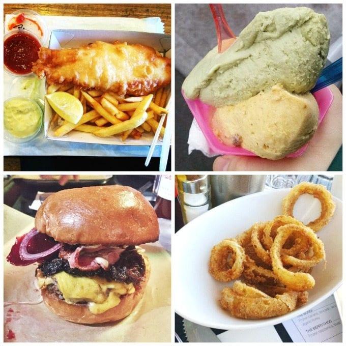Phillip Island Meals
