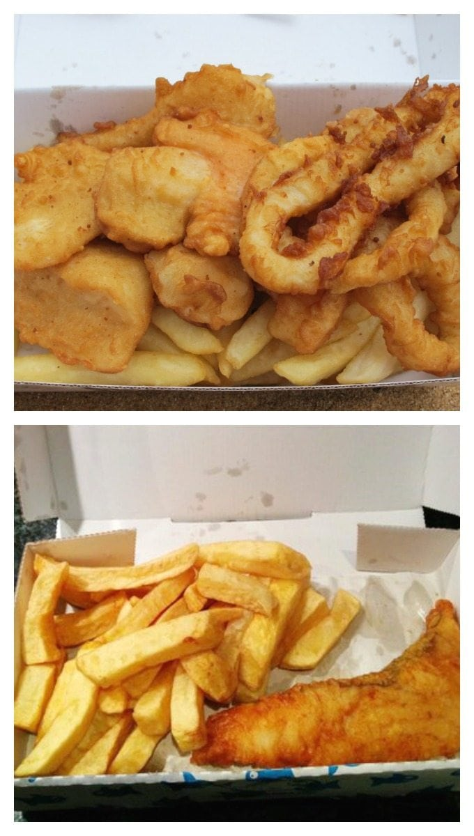 Fish and Chips- London- thebigmansworld.com