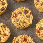 Healthy 3 Ingredient No Bake Granola Cups