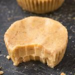 Healthy 3 Ingredient Banana Fudge Cups