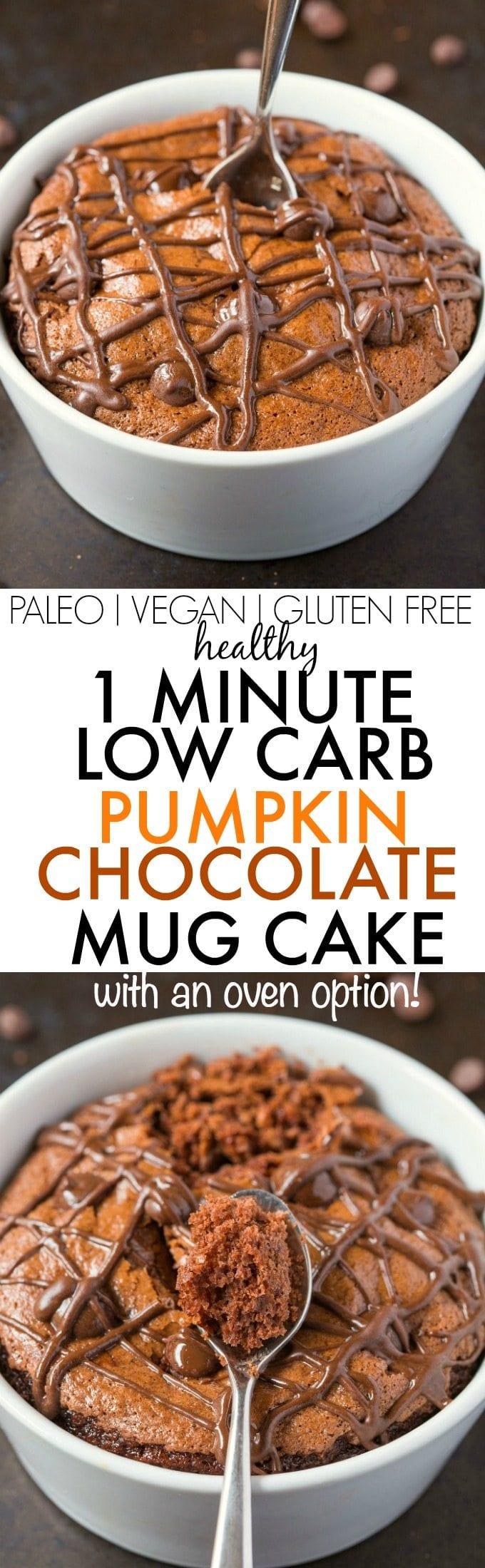 Gluten Free Egg Free Mug Cake