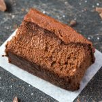 Healthy 3 Ingredient Flourless Applesauce Brownies