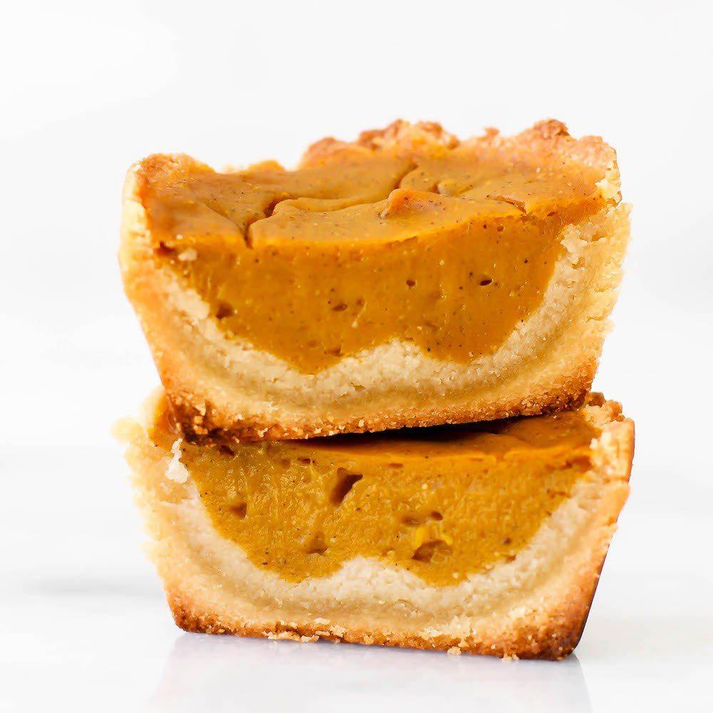 Pumpkin Pie Cups