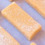 Healthy No Bake Eggnog Bars