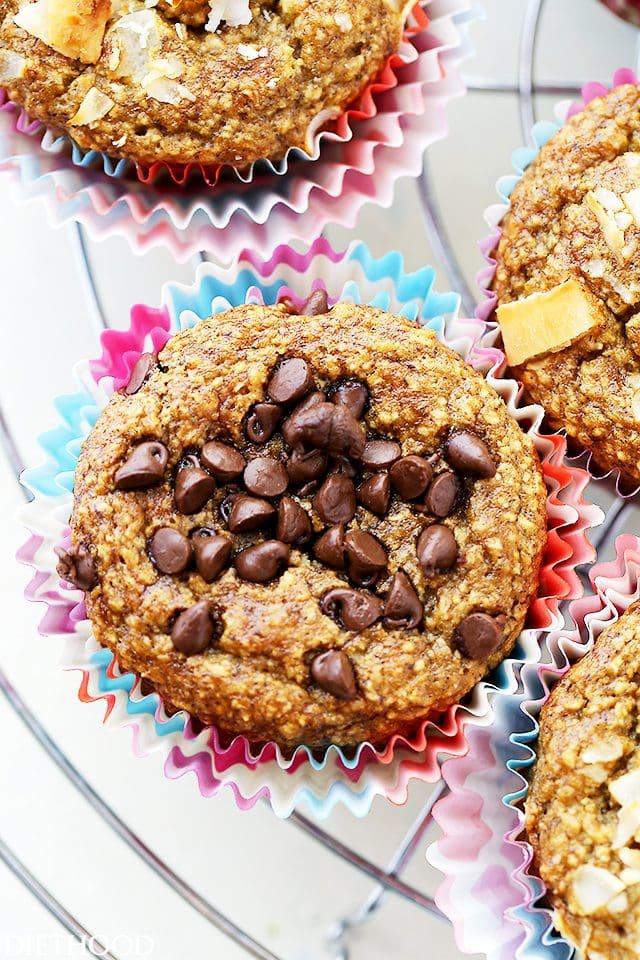 Blender Muffins
